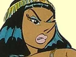 Queen Cleopatra (Cléopâtre)