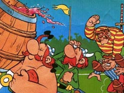 Asterix in Britain (1966)