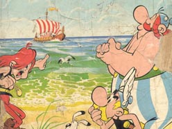 Asterix and the Normans (1966)
