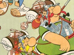 Asterix the Legionary (1967)