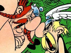 Asterix and the Roman Agent (1970)