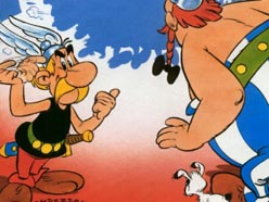 Asterix and Caesar's Gift (1974)