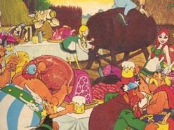 Asterix in Belgium (1979)