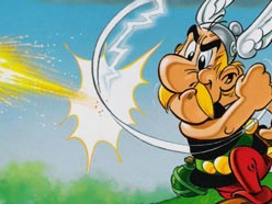 Asterix and obelix's birthday the golden book
