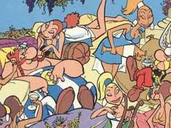 Asterix Conquers Rome (1976)